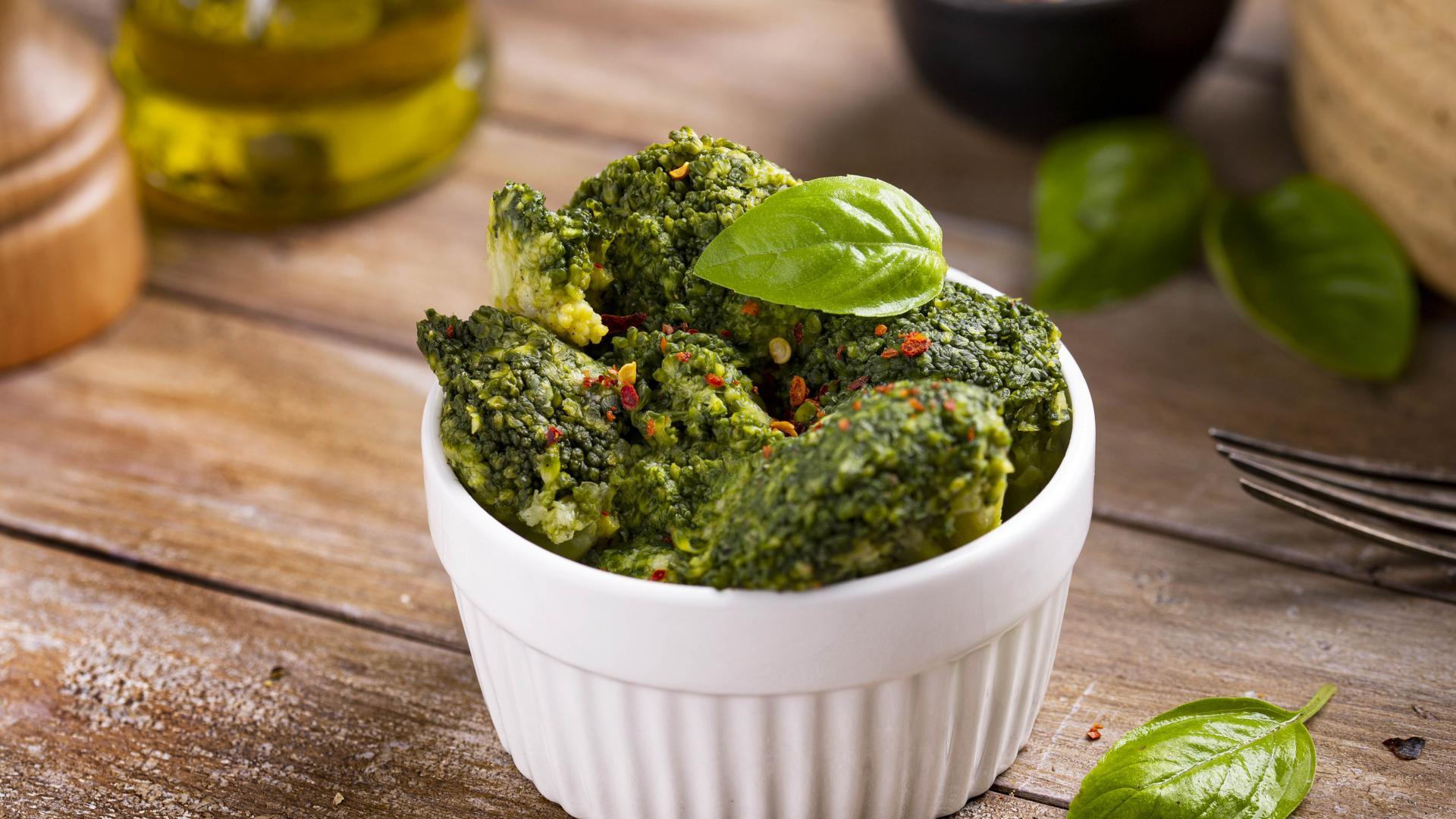 Broccoli cu Ulei de Măsline 1