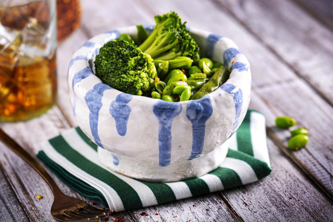 Mix de Legume Verzi cu Broccoli, Edamame si Fasole Verde