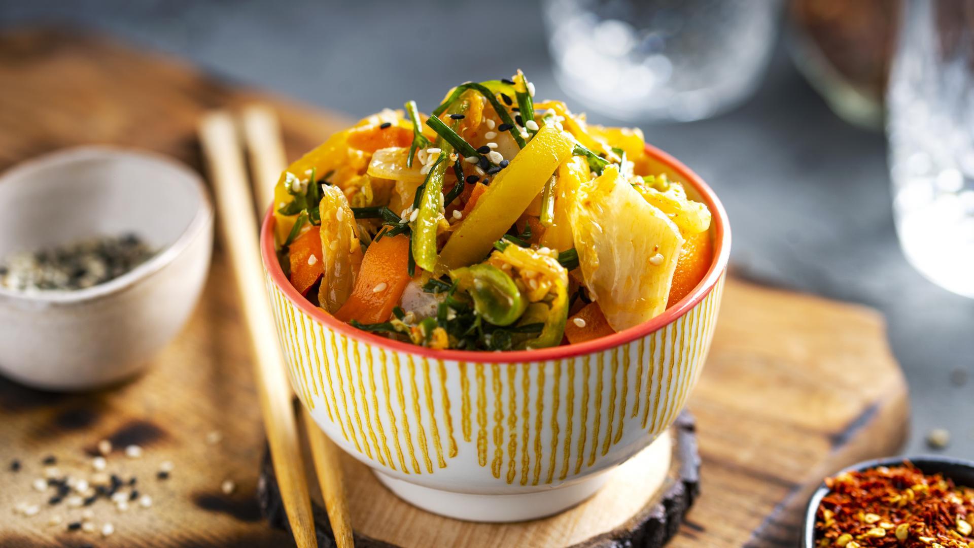 Salata Kimchi 1