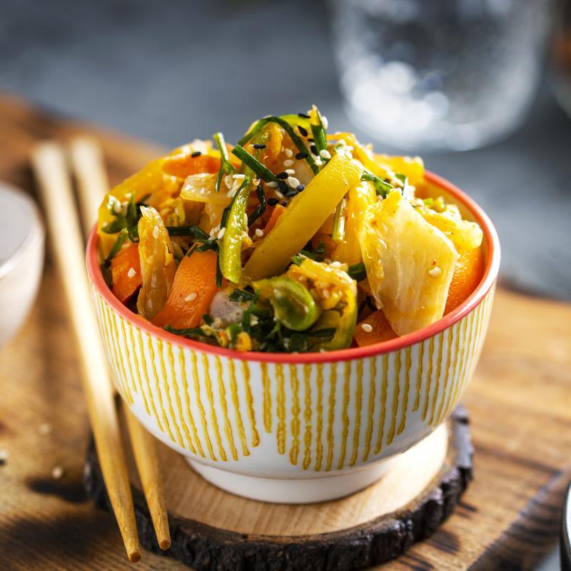 Salata Kimchi