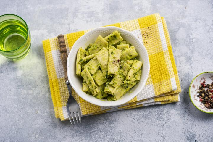 Avocado Pesto Pasta 2